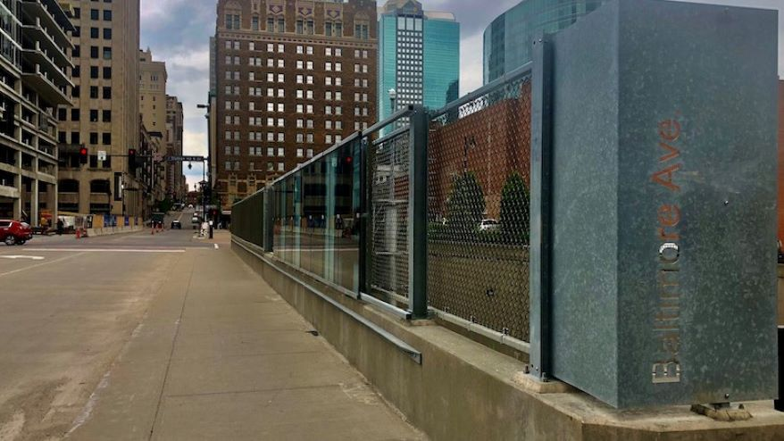 Replacement of the Baltimore Avenue bridge by the Missouri Department of Transportation is scheduled to begin this weekend.