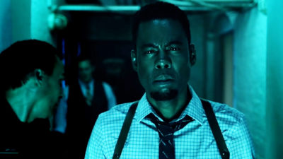 Art House Extra | Detective Chris Rock is Haunted by His Father in 'Spiral'
