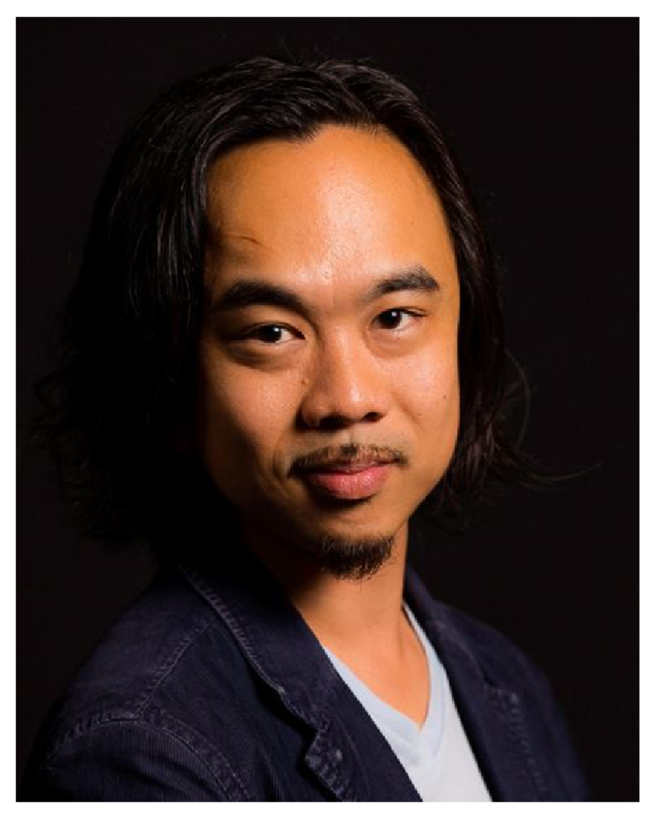 Vi Tran is a singer-songwriter and actor