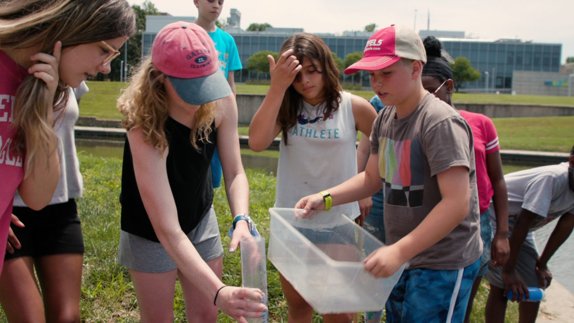 Greenworks In Kansas City, a local nonprofit, works to connect kids and young adults with environmental education and job opportunities.