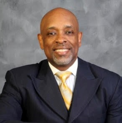 Rev. Michael Brooks, pastor of the Oasis Church International.