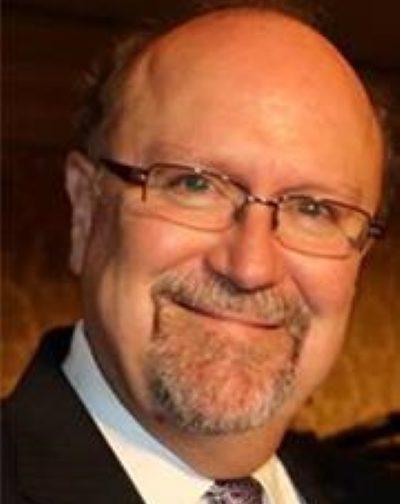 Rev. Robert Lee Hill, pastor emeritus of Community Christian Church.