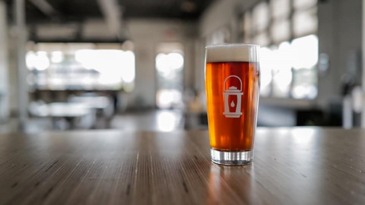 Pathlight Brewing in Shawnee is celebrating its anniversary this week.