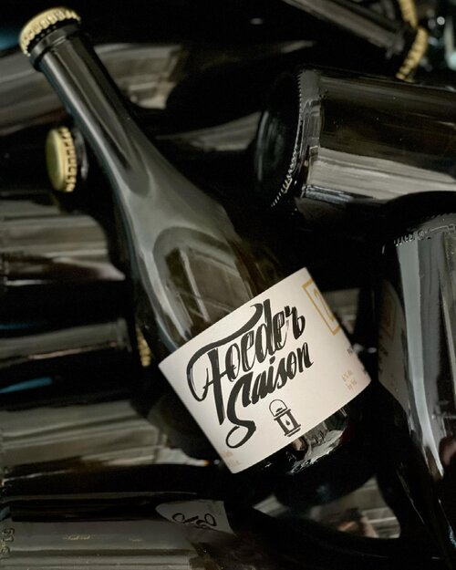 Pathlight Brewing has officially released Foeder Saison.