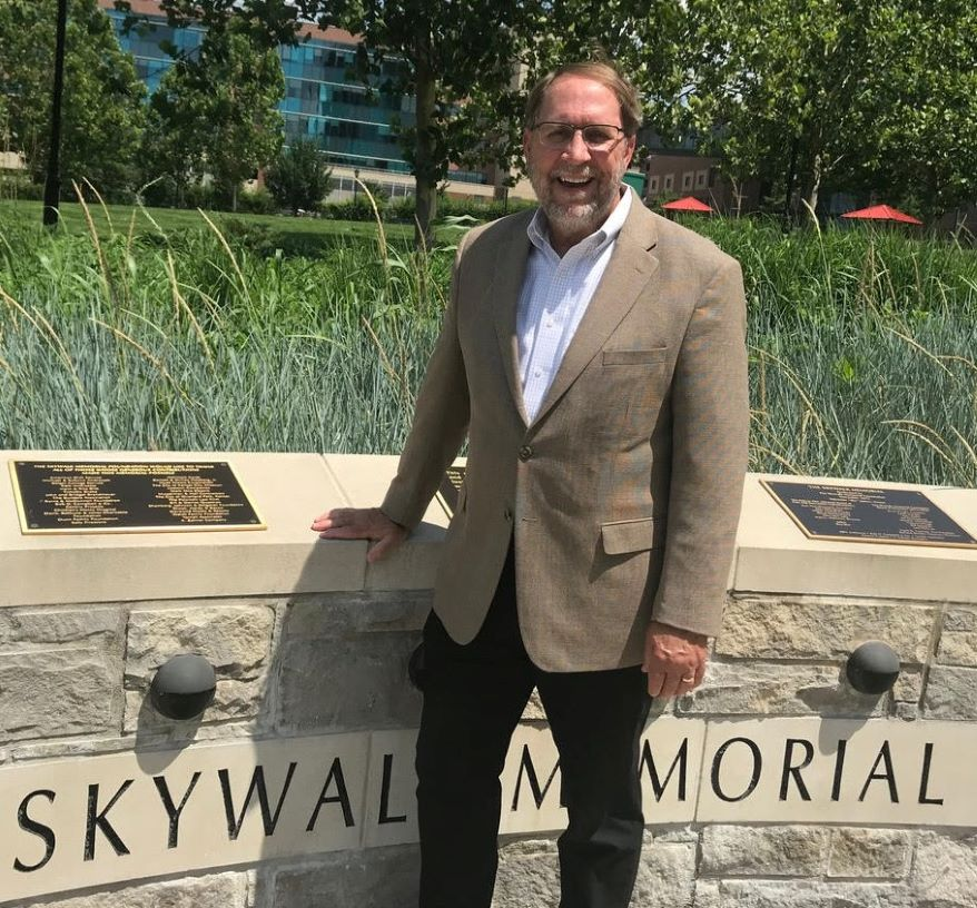 Bill Quatman, an attorney and architect, continues to give presentations about the lessons to be learned from the Hyatt skywalk disaster.