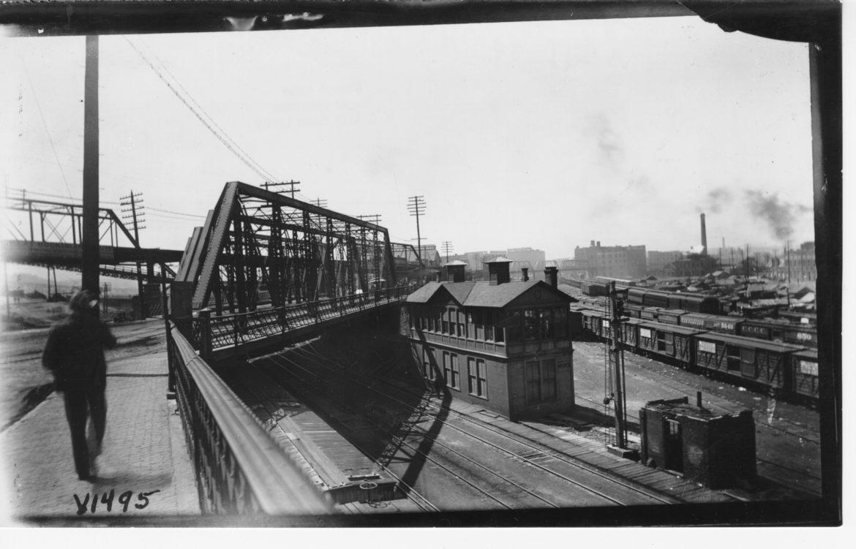 Bluff Street Bridge, 1894.