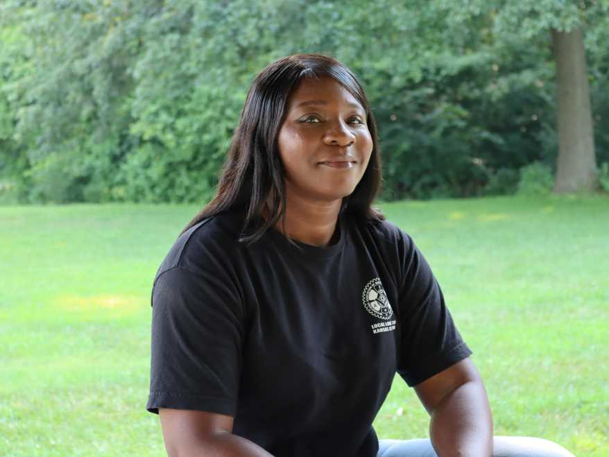 """Diana Dierking says her job at Lake City Army Ammunition Plant is to, """"produce quality ammunition for the warfighter."""""""
