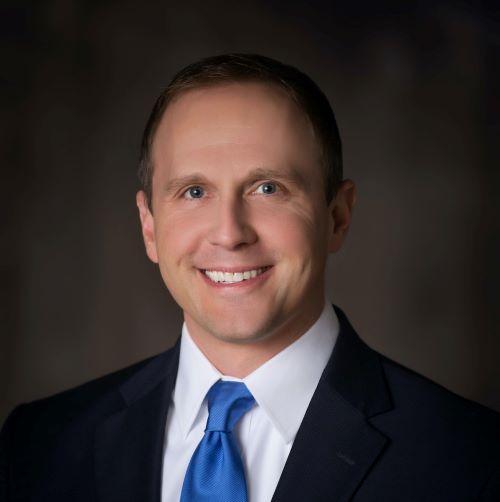 Garrett Hawkins, president of the Missouri Farm Bureau.