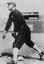 Kansas City Blues first baseman Bunny Brief.