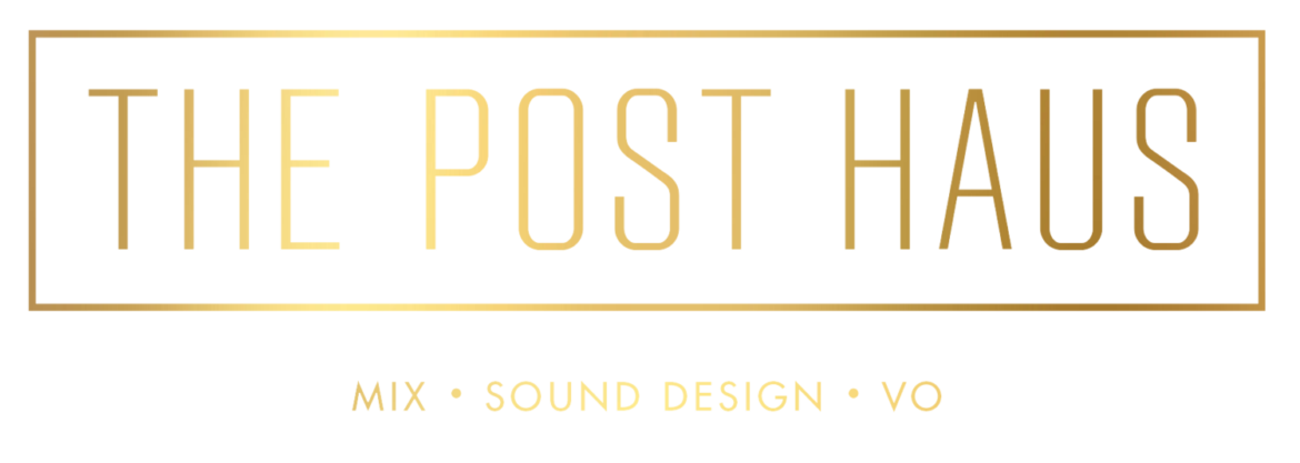 The Post Haus is an audio production company in the Lawrence and Kansas City area.