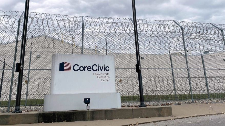 CoreCivic's Leavenworth Detention Center is a hotbed for drugs and violence.