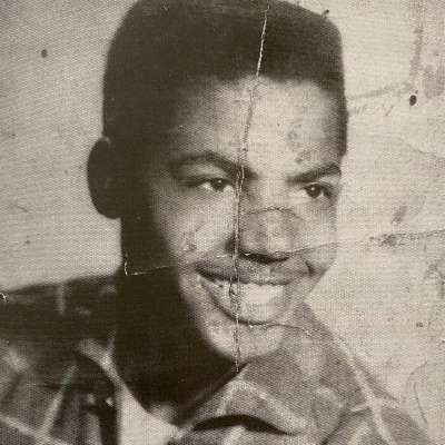 Young Al Hobson during his time at Sumner High School.