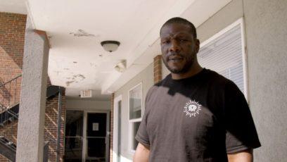 Jamal Collier, program advisor for Lotus Care House